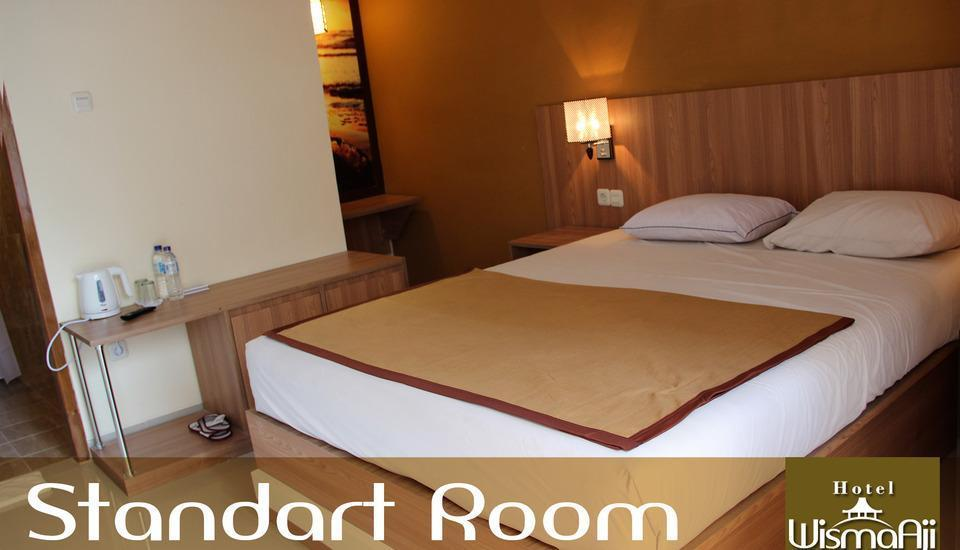 Wisma Aji Yogyakarta - Standard Room Only (Double/twin Bed) Regular Plan