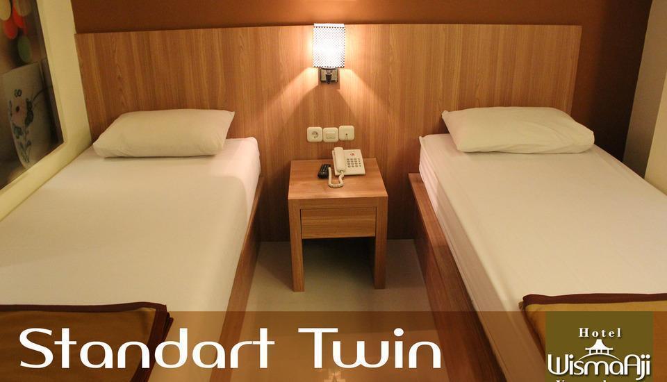 Wisma Aji Yogyakarta - Standart Twin