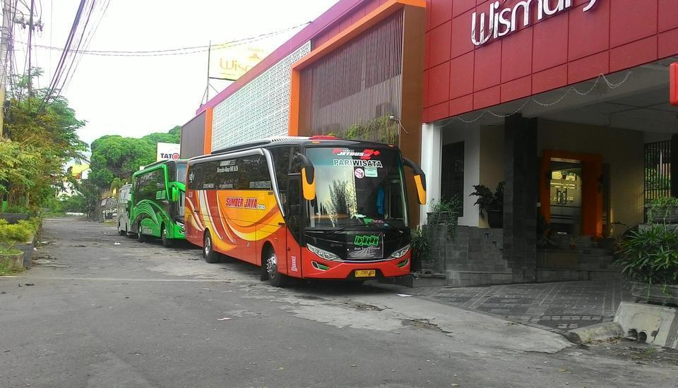 Wisma Aji Yogyakarta - Fasad