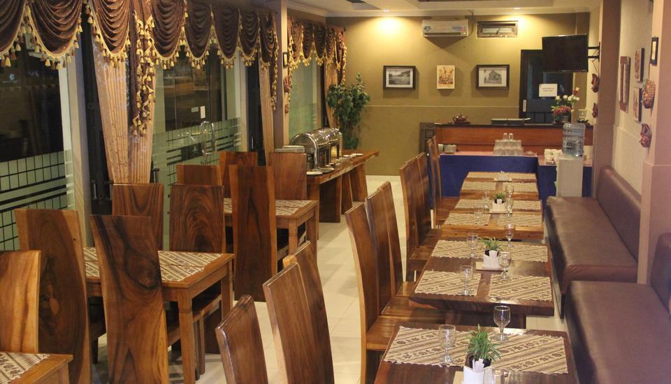 Wisma Aji Yogyakarta - Restoran
