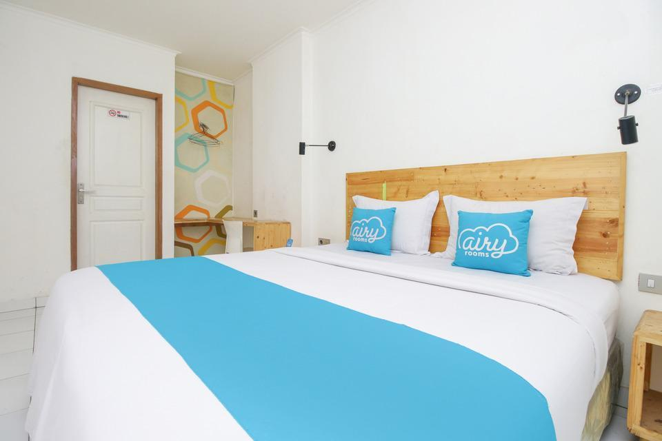 Airy Eco Kebon Jati H Basar 61 Bandung - Deluxe Double Room Only Regular Plan