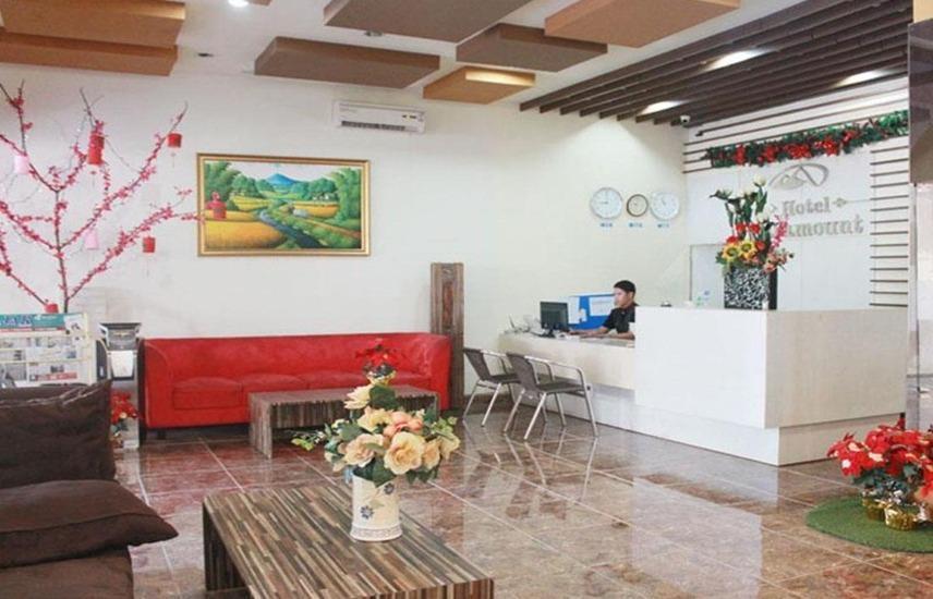 Hotel Paramount Makassar Makassar - Lobi