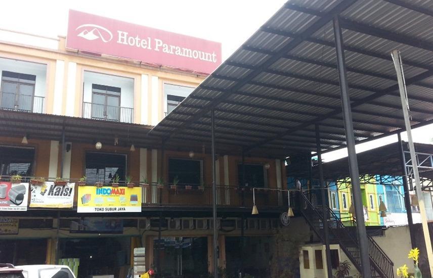 Hotel Paramount Makassar Makassar - Eksterior