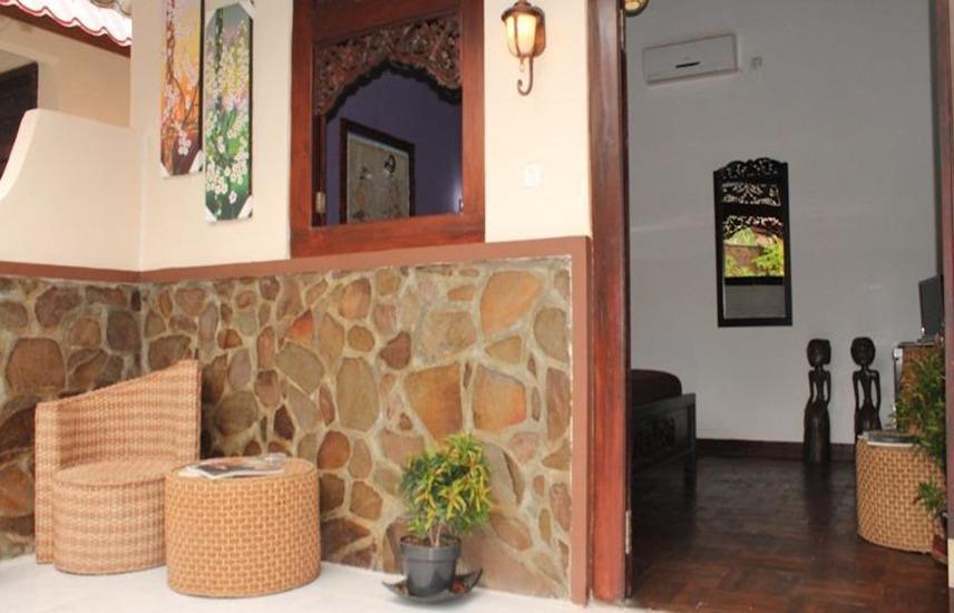 Gili Bagaz Cottages Lombok - Teras