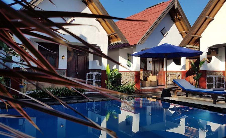 Gili Bagaz Cottages Lombok - Pool