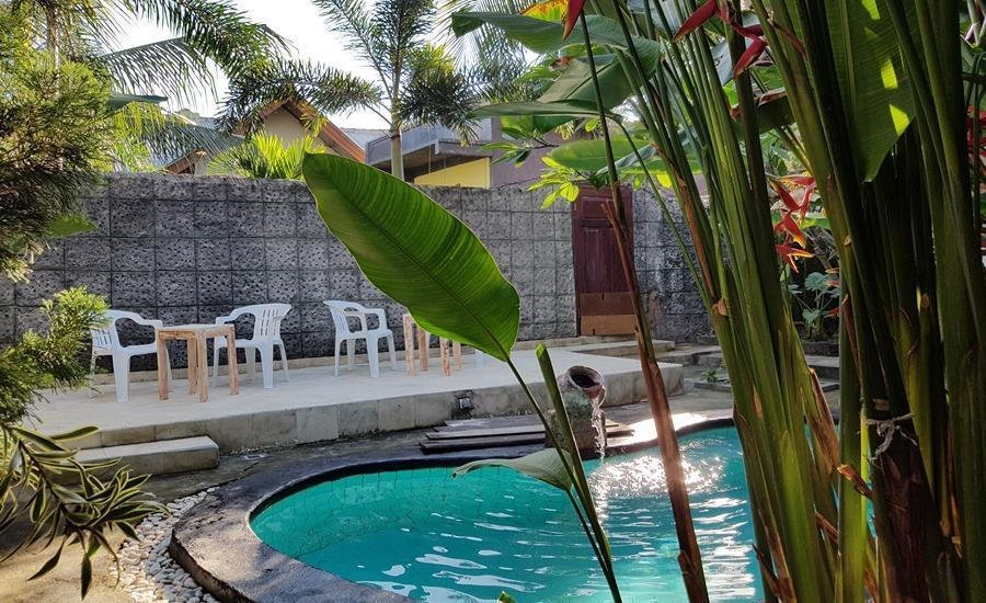 Gili Bagaz Cottages Lombok - Pool