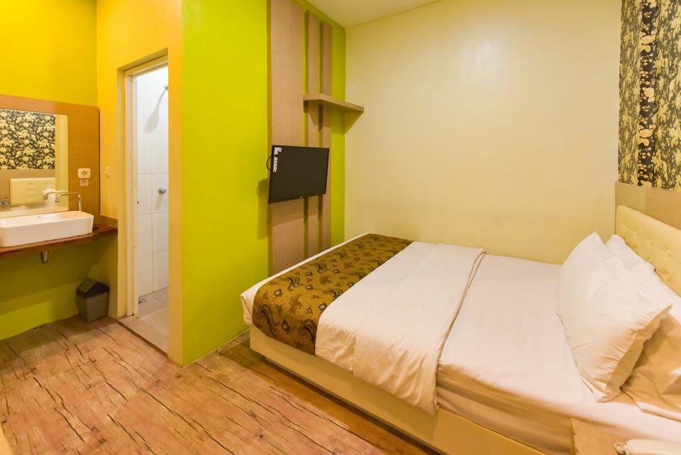 Kamar penginapan di Griya Jogja Hotel