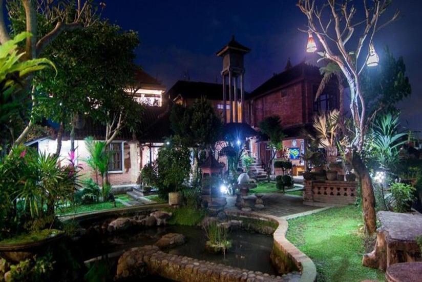 Ganesha Ubud Inn Bali