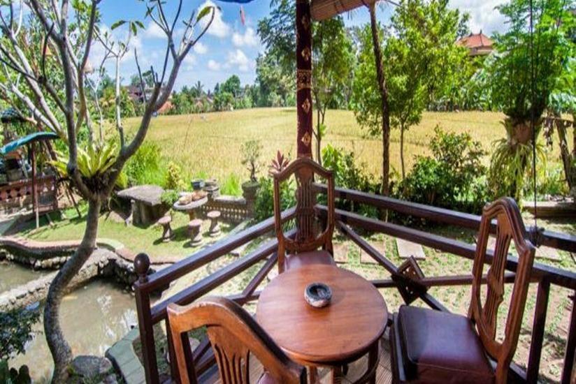 Ganesha Ubud Inn Bali - Teras