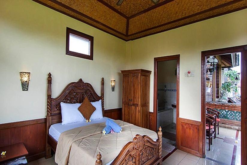 Ganesha Ubud Inn Bali - Rice Field
