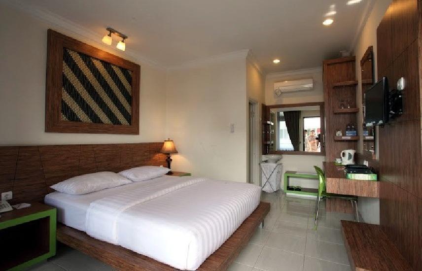Gajah Mada Boutique Hotel Cafe & Resto Rembang - Kamar tidur