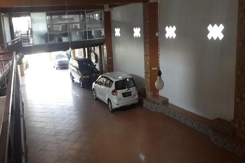 Amalio Hotel Bandung - Eksterior