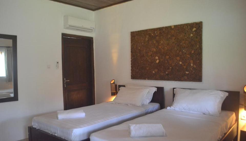 Grand Sunset Gili Air Resort Lombok - DELUXE TWIN ROOM