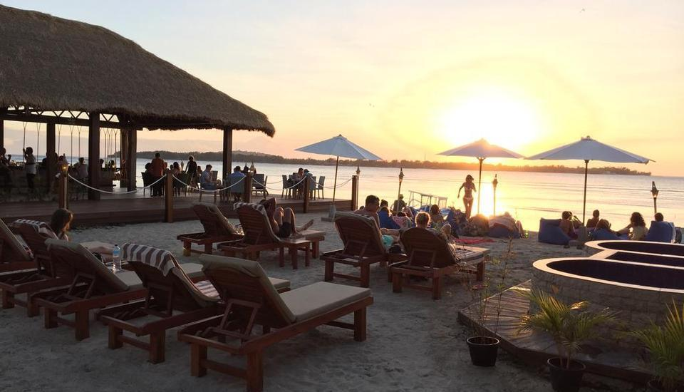 Grand Sunset Gili Air Resort Lombok - VIEW