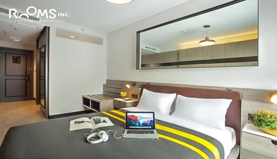 Rooms Inc Hotel Semarang - Standard Room Only - Non Smoking Regular Plan