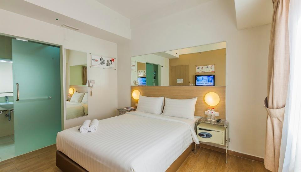 Red Planet Pasar Baru Jakarta - Special Room