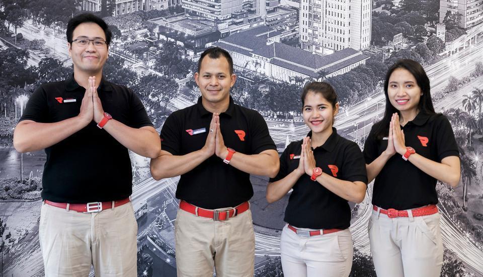 Red Planet Jakarta Pasar Baru - Hotel Staff