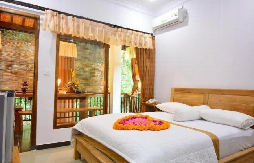 Tukad Mas Cottages Bali - Kamar tidur