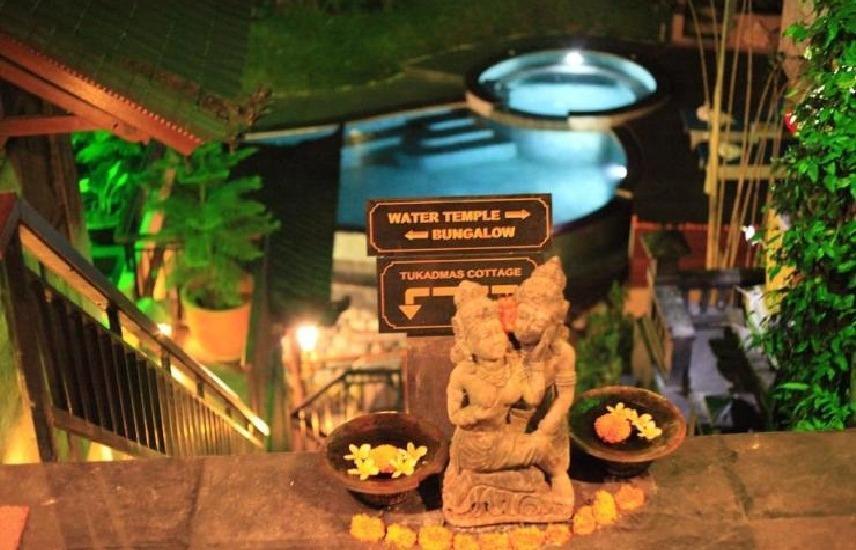 Tukad Mas Cottages Bali - pemandangan sisi