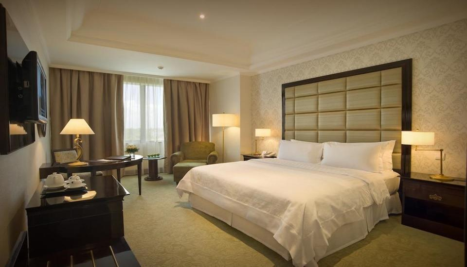 The Papandayan Hotel  Bandung - The Classic King