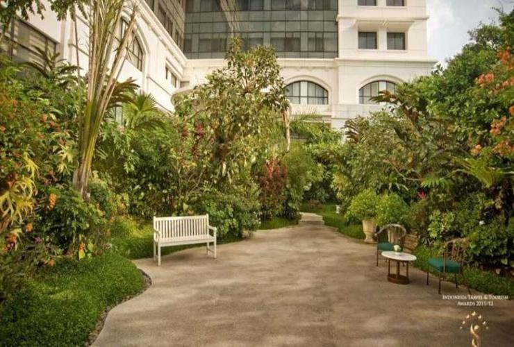 The Papandayan Hotel  Bandung - Appearance