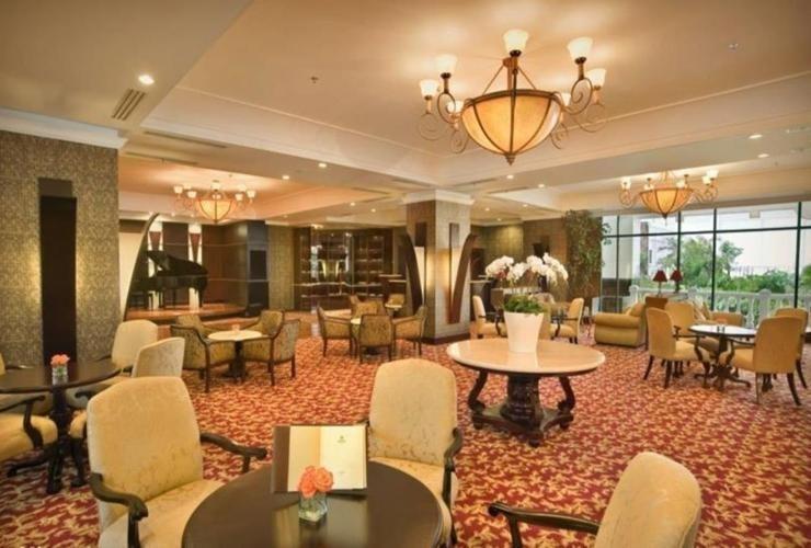 The Papandayan Hotel  Bandung - Mirten Lounge