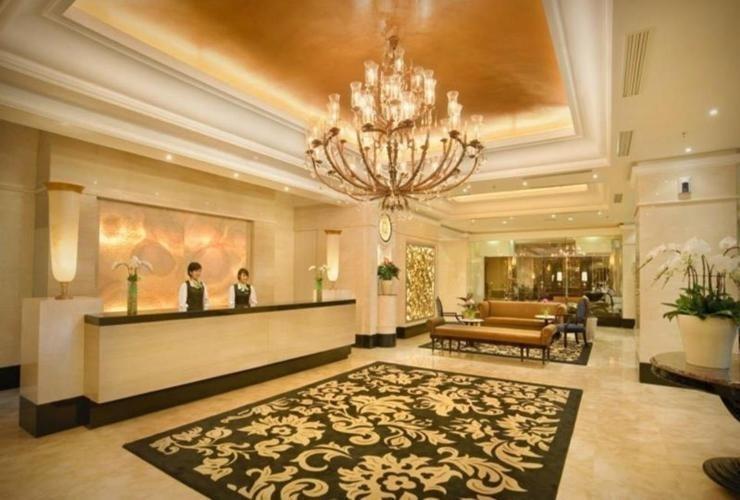 The Papandayan Hotel  Bandung - Main Lobby
