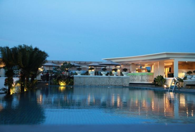 The Papandayan Hotel  Bandung - Hurubatu Grill Garden
