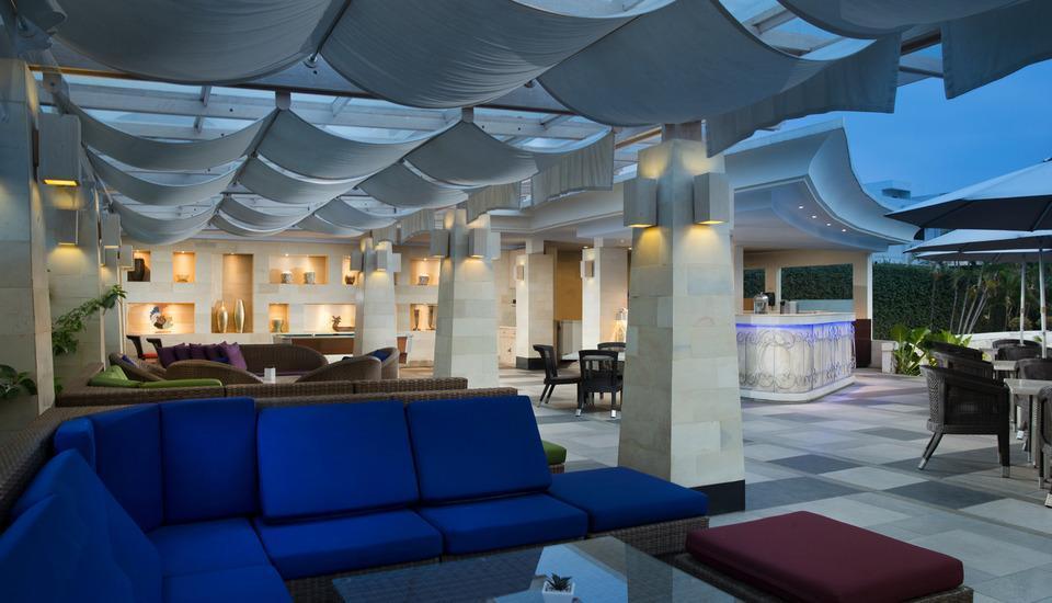 The Papandayan Hotel  Bandung - Huru Batu Grill Garden