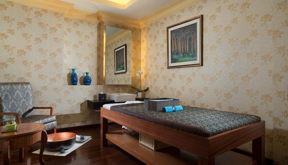 The Papandayan Hotel  Bandung - Spa