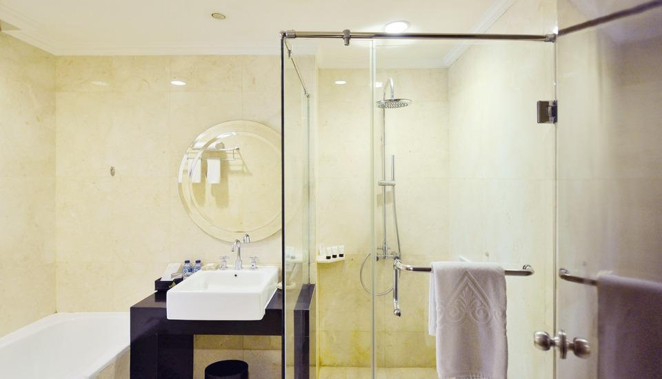 The Papandayan Hotel  Bandung - The Classic Twin Non Smoking Room Only Hot Deals 15%