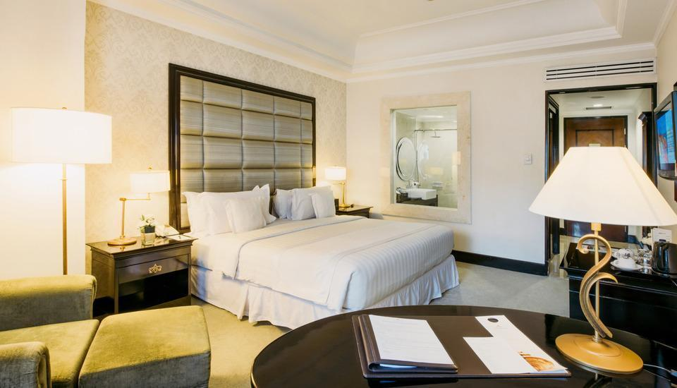 The Papandayan Hotel  Bandung - The Premier King (Non Smoking) Basic Deal