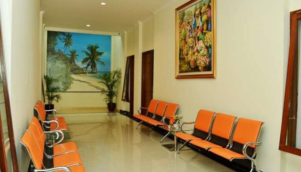 Hotel Premium Belitung - Lobi