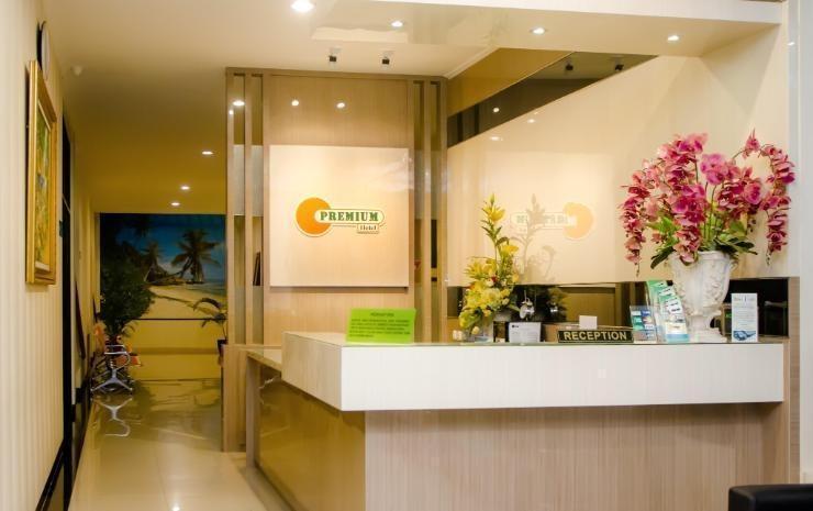 Hotel Premium Belitung - Resepsionis