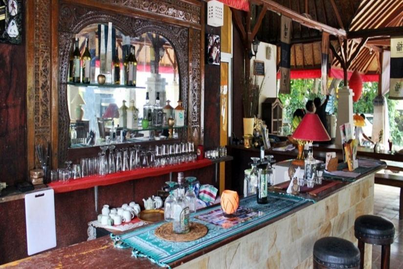 Puri Panca Jaya Hotel Bali - Bar