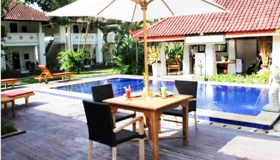 Puri Panca Jaya Hotel Bali - puri panca jaya
