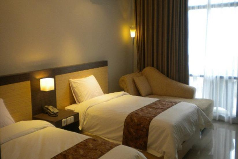 Inna Samudra Beach Sukabumi - Deluxe (Room Only) Regular Plan