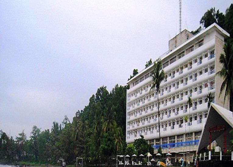 Inna Samudra Beach Sukabumi - Tampilan Luar Hotel