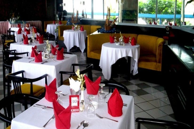 Inna Samudra Beach Sukabumi - Restoran