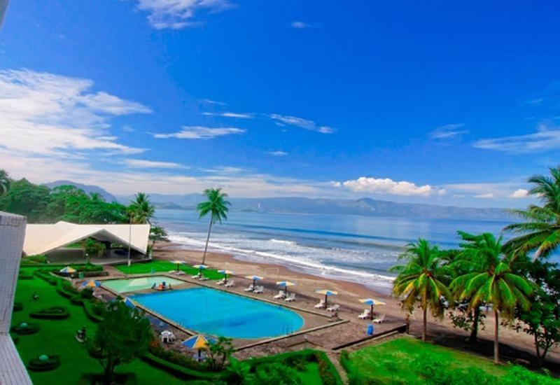 Inna Samudra Beach Sukabumi - Kolam Renang