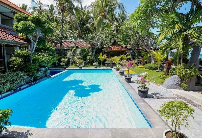 NIDA Rooms Candidasa Karang Asem Bali - Kolam Renang