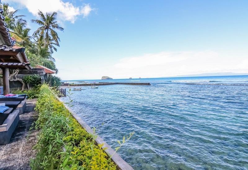 NIDA Rooms Candidasa Karang Asem Bali - Pemandangan Area