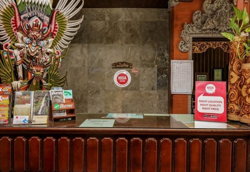 NIDA Rooms Candidasa Karang Asem Bali - Resepsionis