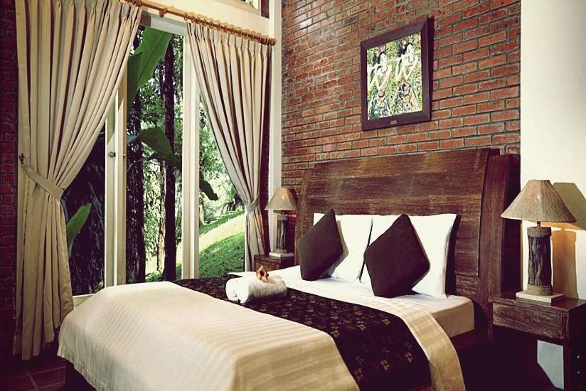 Villa Puncak by Plataran Bogor - Grand Narendra Room Regular Plan