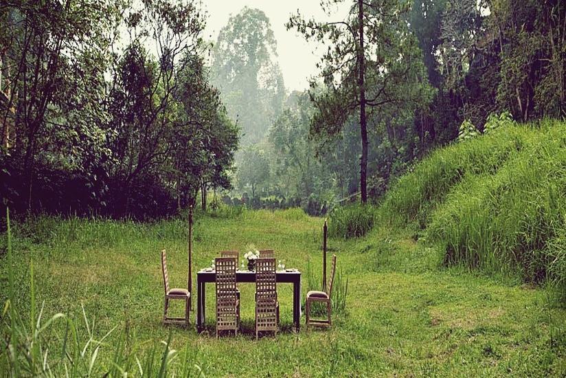 Plataran Puncak  Bogor - Taman