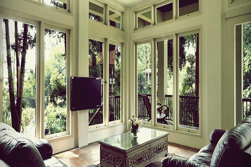 Villa Puncak by Plataran Bogor - Ruang Tamu