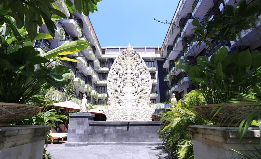 RedDoorz @Pangkung Sari Seminyak Bali - Eksterior