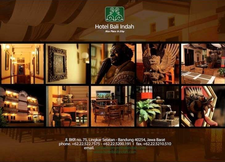 Hotel Bali Indah Bandung - penampilan