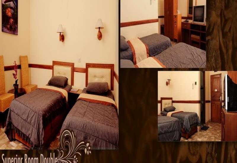 Hotel Bali Indah Bandung - Kamar