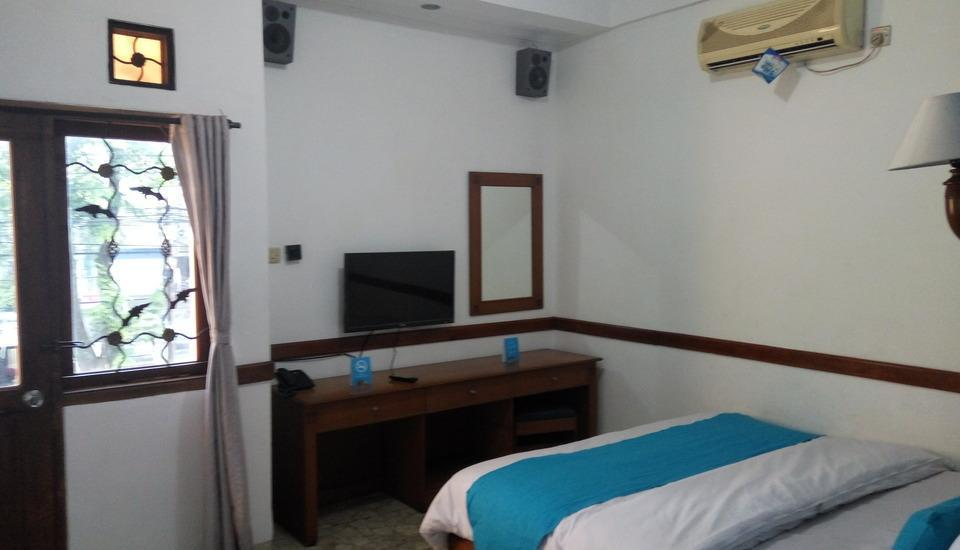Hotel Bali Indah Bandung - Guest Room